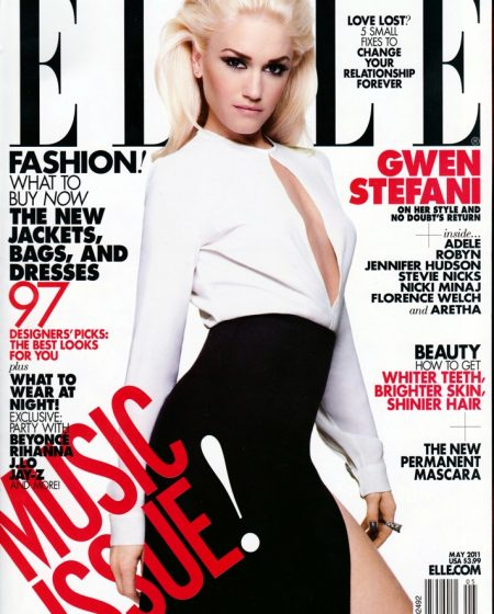 ELLE Magazine features Specimen Little Horn Speakers