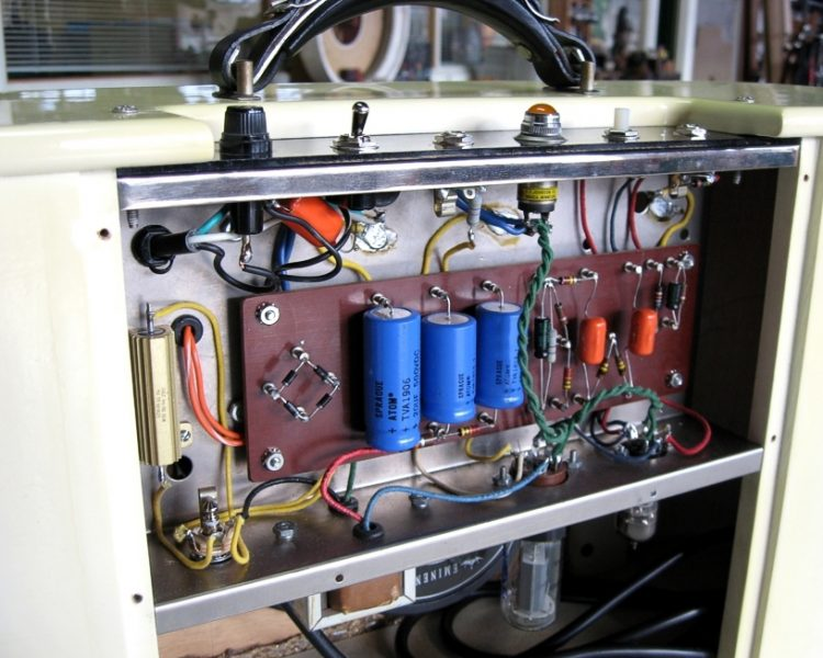 Specimen Custom 10-watt Guitar Tube Amplifier