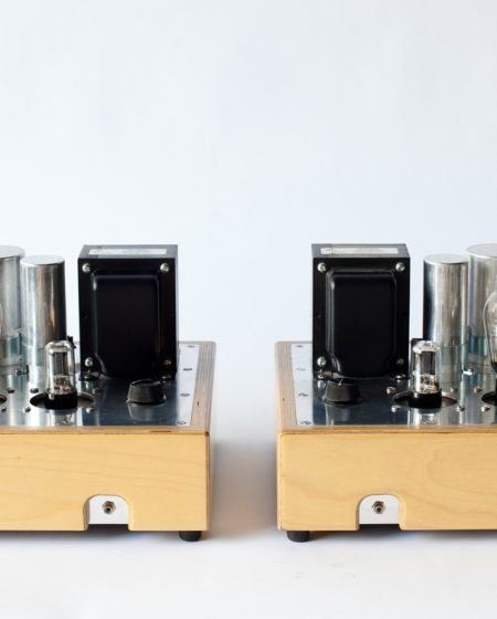 Specimen 300B Tube Amplifier