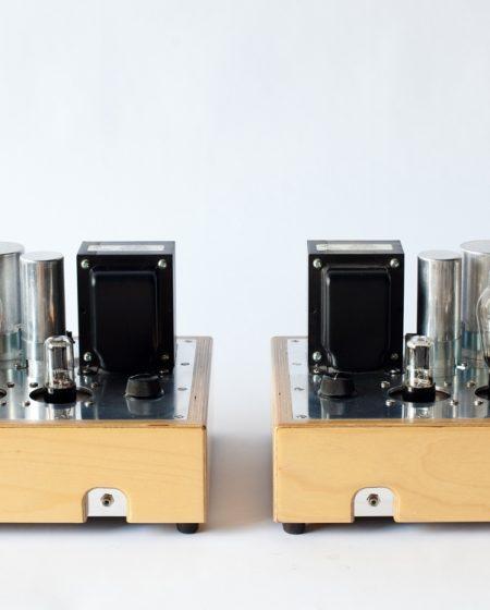 Specimen 300B Tube Amplifier
