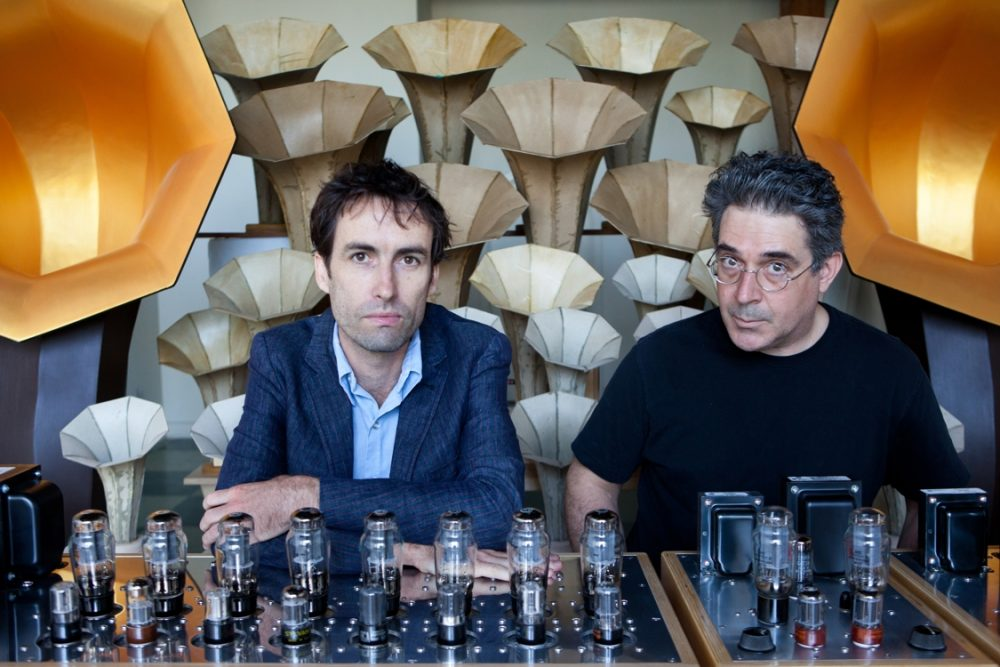 Andrew Bird & Ian Schneller's Sonic Arboretum at Chicago's Museum of Contemporary Art, 2011