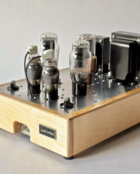 Hi-Fi Tube Amps