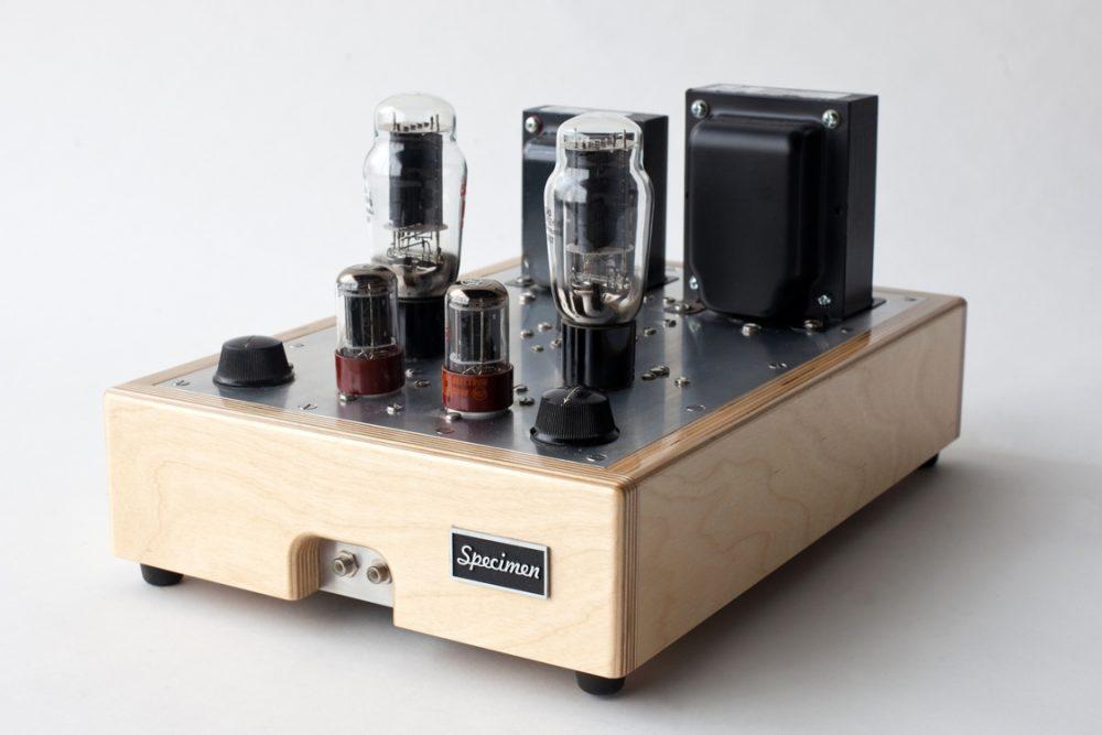 Specimen Single-ended 2A3 Stereo Hi Fi Tube Amplifier