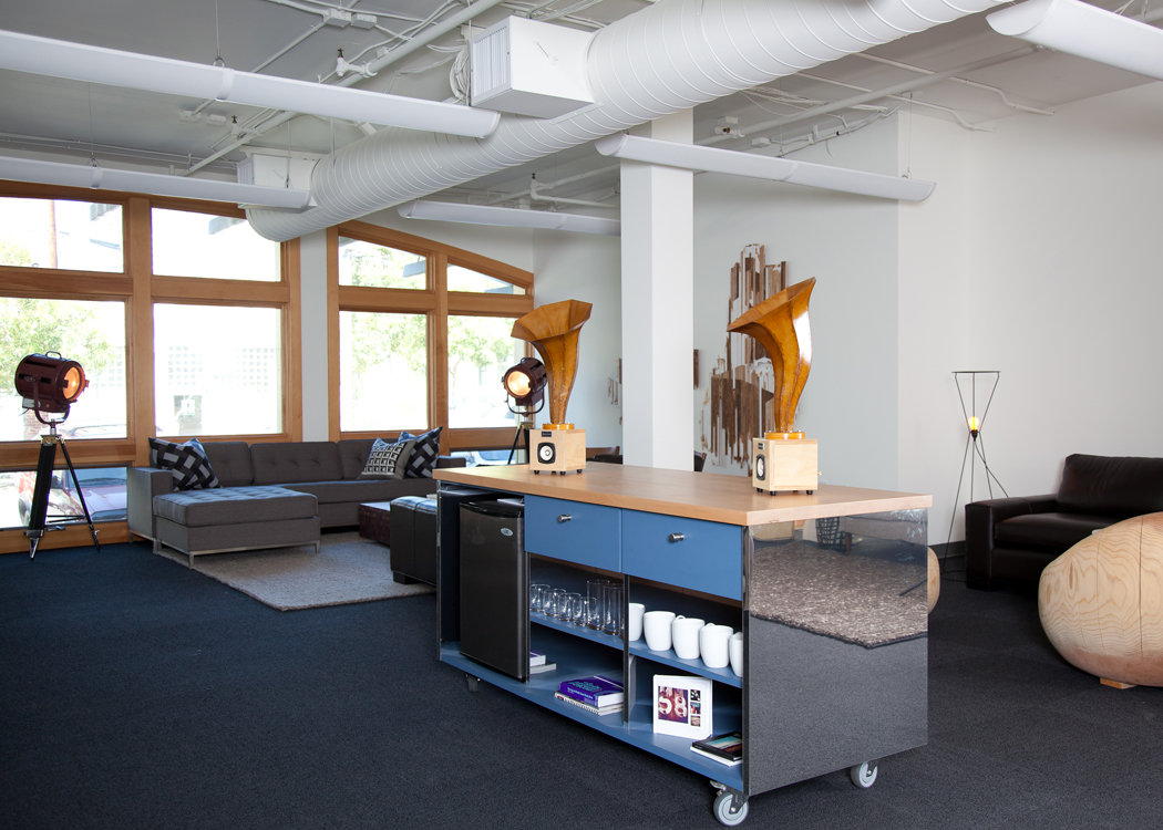 Specimen Hornlings in Instagram-HQ-office-by-Geremia Design San Francisco