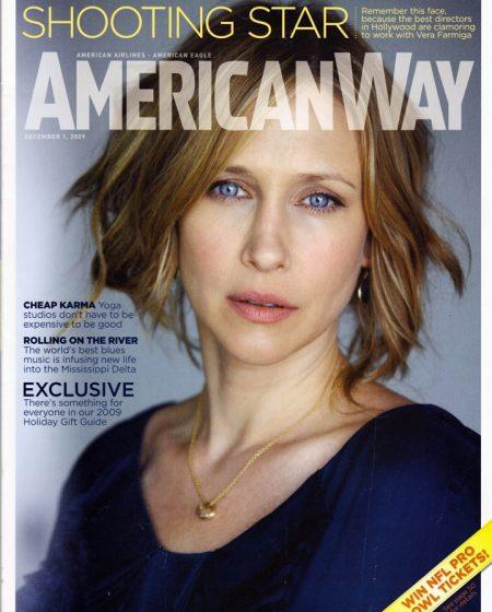 American Way Magazine features Specimen Little Horn Speakers