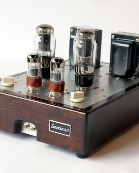 Specimen Hi-Fi Stereo Tube Amplifier