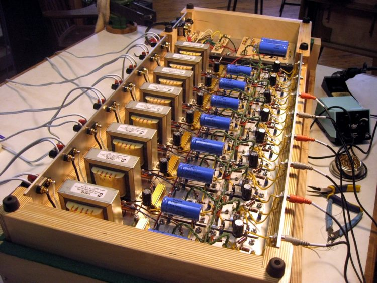 Specimen Octoblock Tube Amplifier