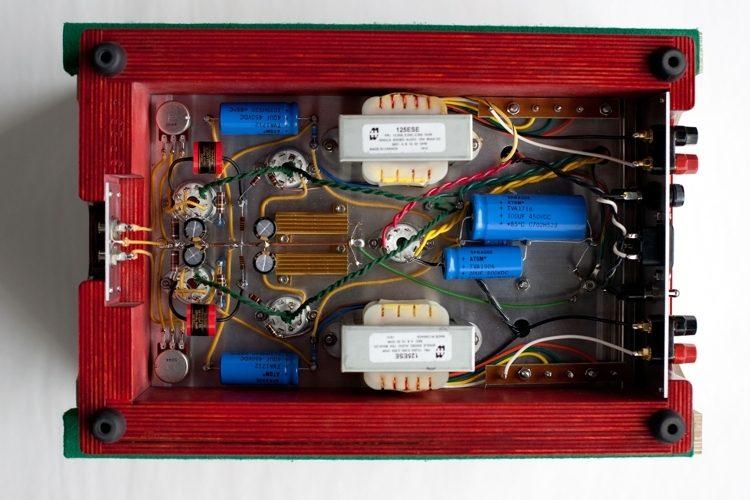 Specimen Hi Fi Stereo Tube Amp