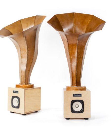 Specimen Liderhorn Audio Speakers