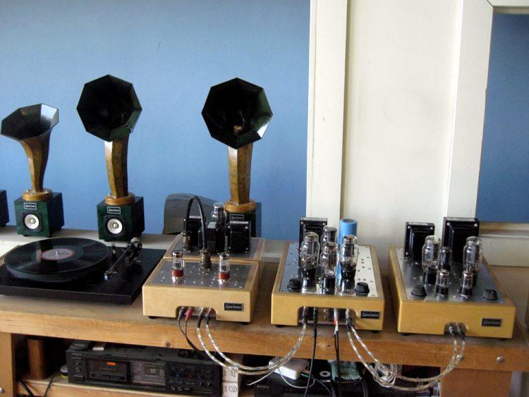 Specimen Custom Sound System