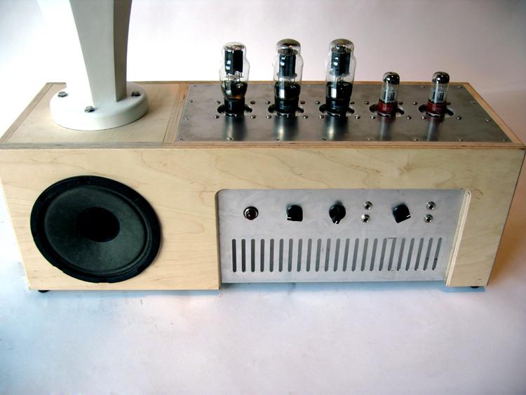 Specimen Audio Horn Tube Amplifier