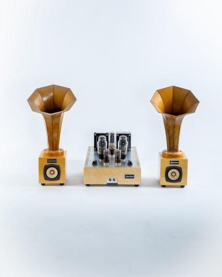 Hornlets Speakers Natural MCA 422-433