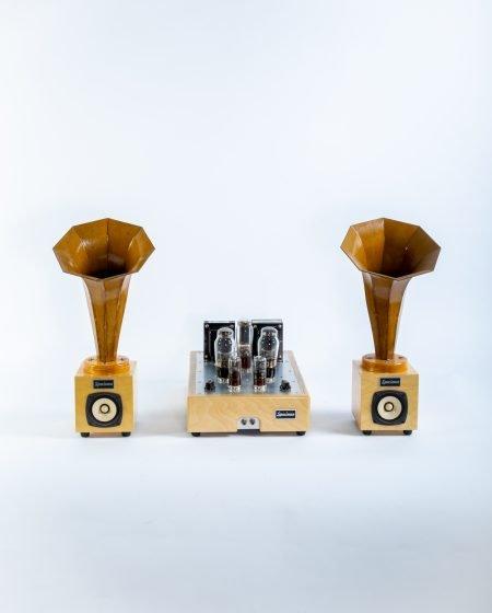 Hornlets Speakers Natural 722-744